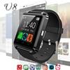 Hot Electronic intelligent Wristwatch Waterproof Sport Gold Smart Watch U8 Pedometer For iPhone Android Wrist Watch Men Gift !!