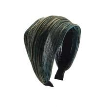 CHIMERA Fashion Wide Headbands for Women Turban Fabric Head Hoop Hairband Eelgant Headwrap Spa Band Ladies Hair Accessories