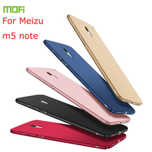 For Meizu M5 note Cover Case MOFI Hard note/meilan 5 Ultra Thin Phone Shell meizu m5