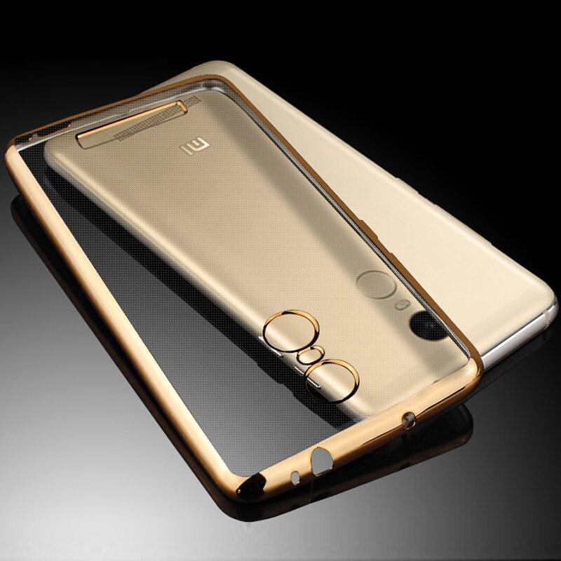 online store 92915 9c519 US $4.99  For Xiaomi Redmi Note 3 Pro Case Original TPU Clear Silicone Case  Back Cover For Xiaomi Redmi Note 3 Prime 5.5 Luxury Fundas on ...