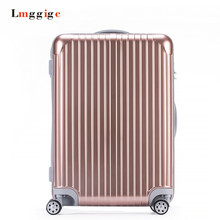 Classic texture desi Luggage,Mute Universal rotating Wheels Suitcase,password lock Carry-Ons,ABS+PC hard shell luxury Travel bag