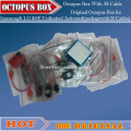 Hot  Selling Full activated Octopus Box + 38 in 1 Full Cable Set for LG and for Samsung Unlock Flash & Repair