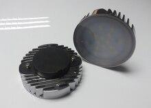 10 шт. / много из светодиодов 6 W GX53 место фары из светодиодов шкаф лёгкие потолок лёгкие AC85-265V
