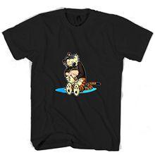 Leia star wars cute Mans T-Shirt Free shipping  Harajuku Tops Classic Unique T Shirt