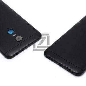 Image 5 - Dành Cho Xiaomi Redmi 5 Plus Lưng Pin Kim Loại Phía Sau Cửa Nhà Ở + Mặt Chìa Khóa Cho Redmi 5 Plus sửa Chữa Các Bộ Phận Dự Phòng