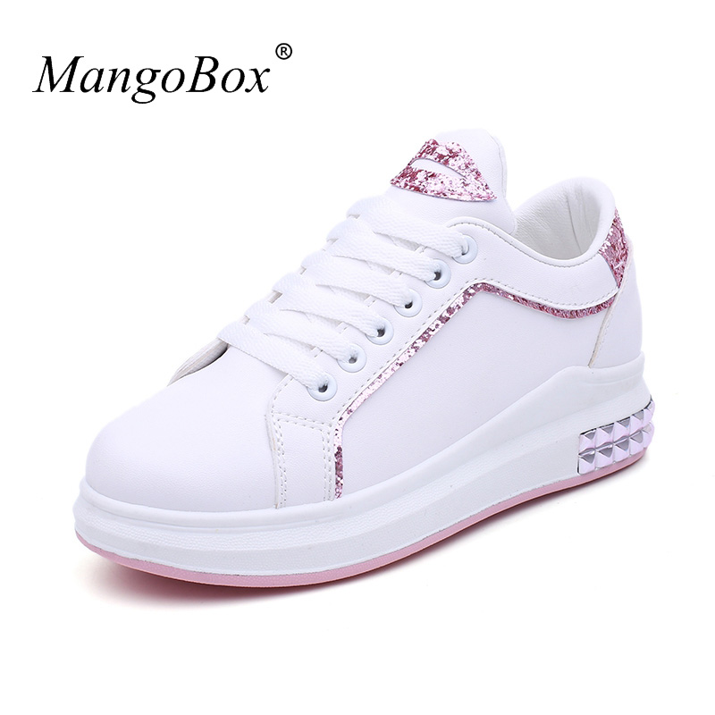 Hot Sale Skateboarding Shoes Women Comfortable Female Skate Board Shoes Brand Designer Platform Sneakers Walking Shoes For Women