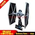 DHL LEPIN 05036 Serie Star 1685 Unids TIE Fighter Building Blocks Ladrillos Set Montado Juguetes de Star Wars Clone 75095 regalo