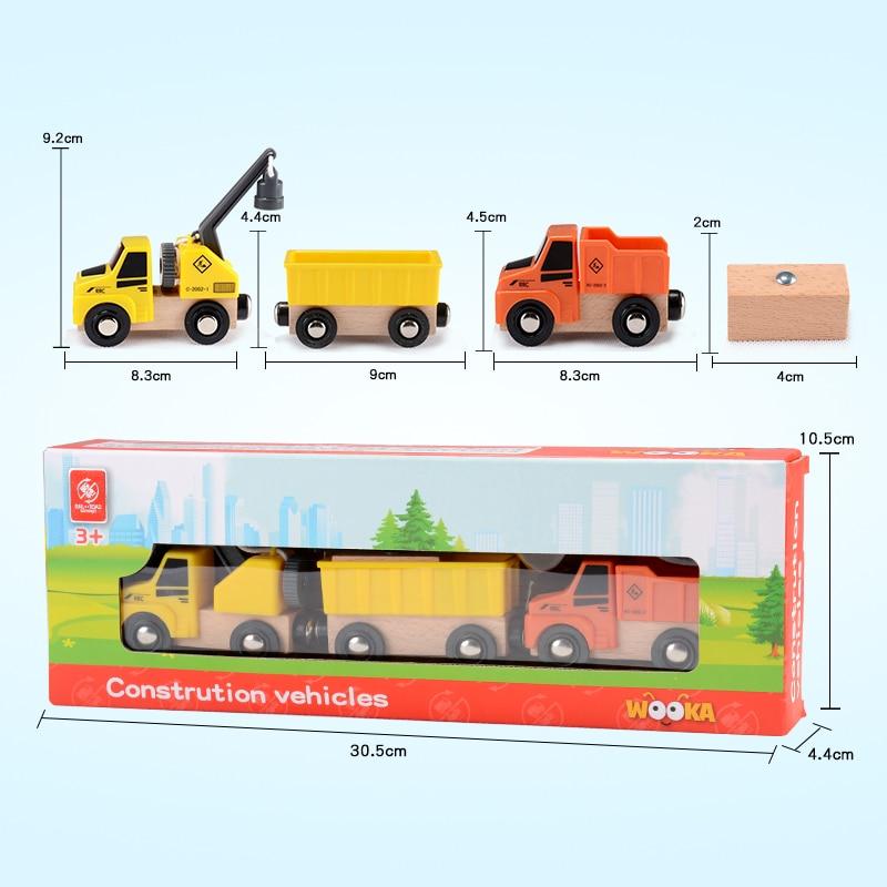 Zalami Fordonsleksaker ABS 3stk CONSTRUCTION Fordonsleksaker bästa - Bilar och fordon - Foto 5