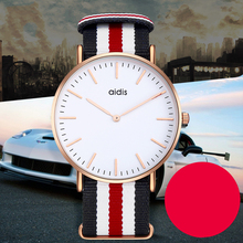 addies couple watches for lovers simple casual watch quartz wristwatch lover gift to boyfriend girlfriend