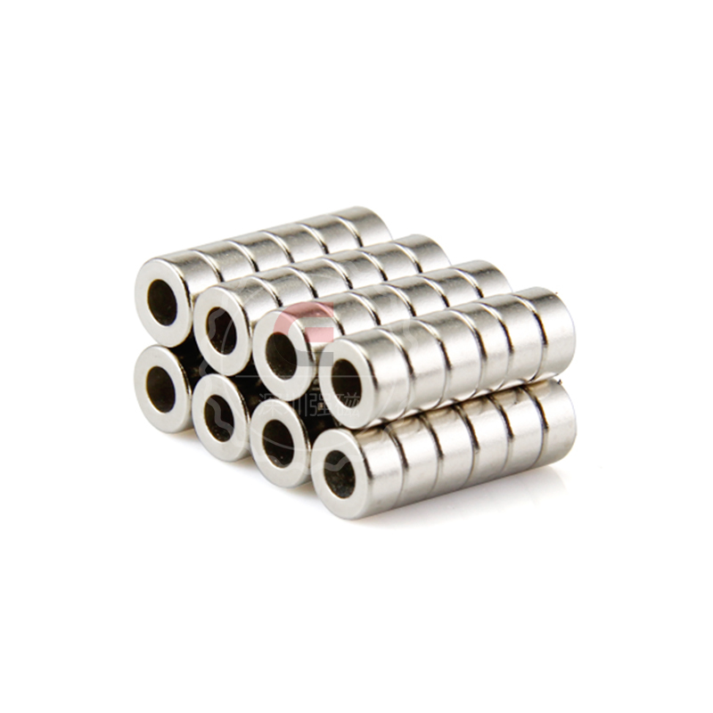 50pcs  Dia 6x3mm with hole 3mm...