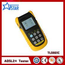 ADSL Tester ADSL2+ Tester PING Test Meter ADSL2 Tester TLD801C цены онлайн