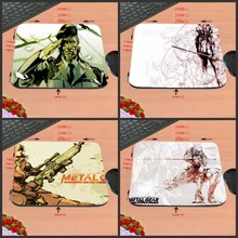 Print Metal Gear Solid 1 New Arrival Top Quality Customized Gaming Durable Mouse Mat PC Computer Mouse Pad Laptop Mat to Mouse