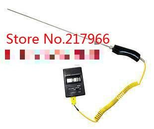 Thermocouple temperature probe temperature sensor handheld thermometer probe 0 5 m