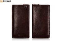 Original iCarer For Lenovo K320t k5 play s5 k520 k8 note Plus Case Luxury Vintage Genuine Leather Phone Pouch Bags Holster Cases