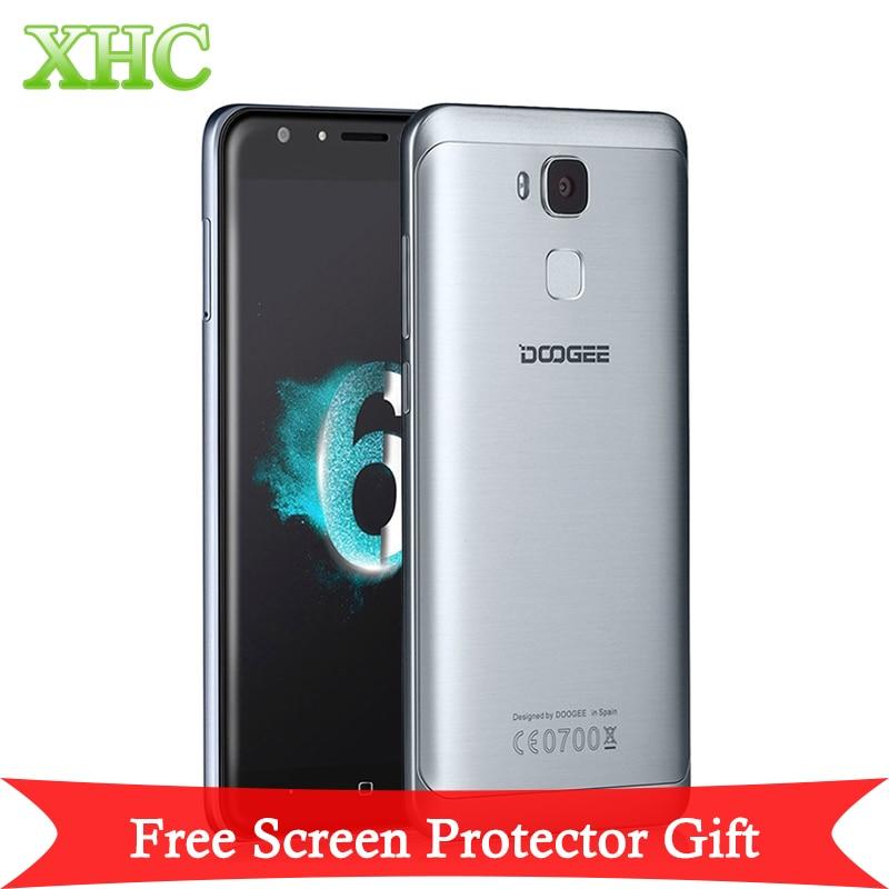 DOOGEE Y6 C 16GB 2GB Smartphone 4G LTE Fingerprint Id 5 5 inch 2 5D Android