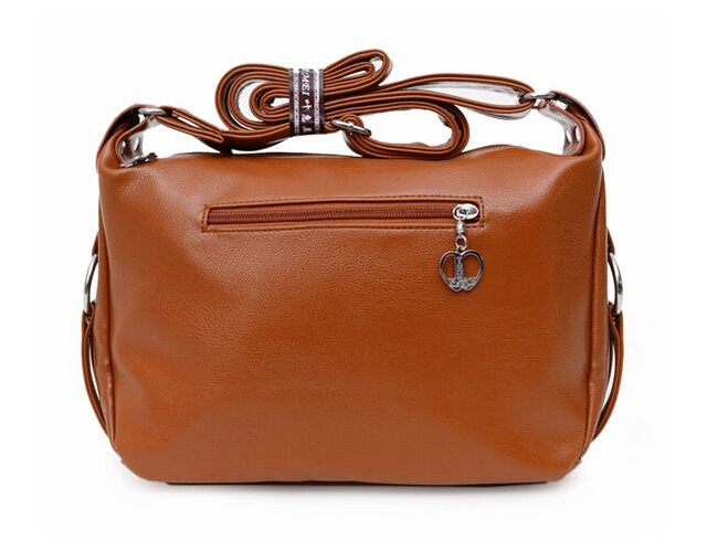 2017 women messenger bags leather handbag mid-age models shoulder bag crossbody mom handbags popular bag ladies MU179