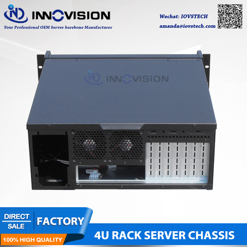 Image 5 - Stable 4Urack mount chassis RC450 IPC Case 1.2 2.0mmSGCC Material-in Industrial Computer & Accessories from Computer & Office