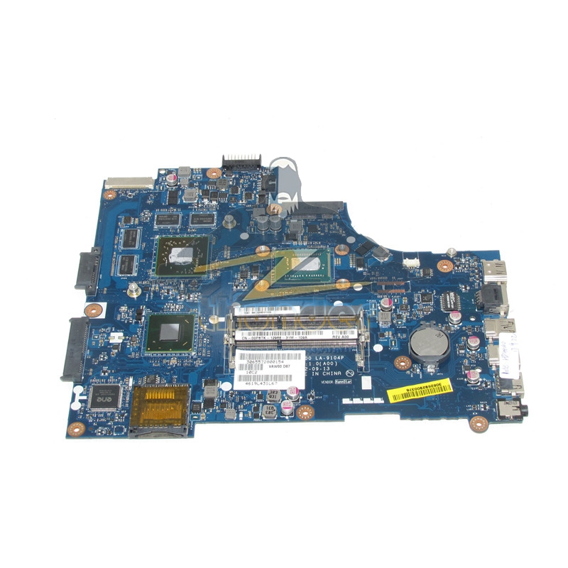 CN-00P6TK 00P6TK For Dell Inspiron 15-3521 3721 Laptop Motherboard VAW00 LA-9104P I3-3227U CPU DDR3 1GB Video Card