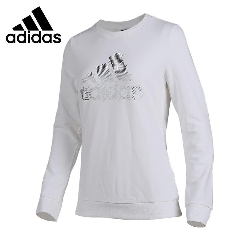 Original New Arrival  Adidas CREW BIG BOS Women's  Pullover Jerseys Sportswear