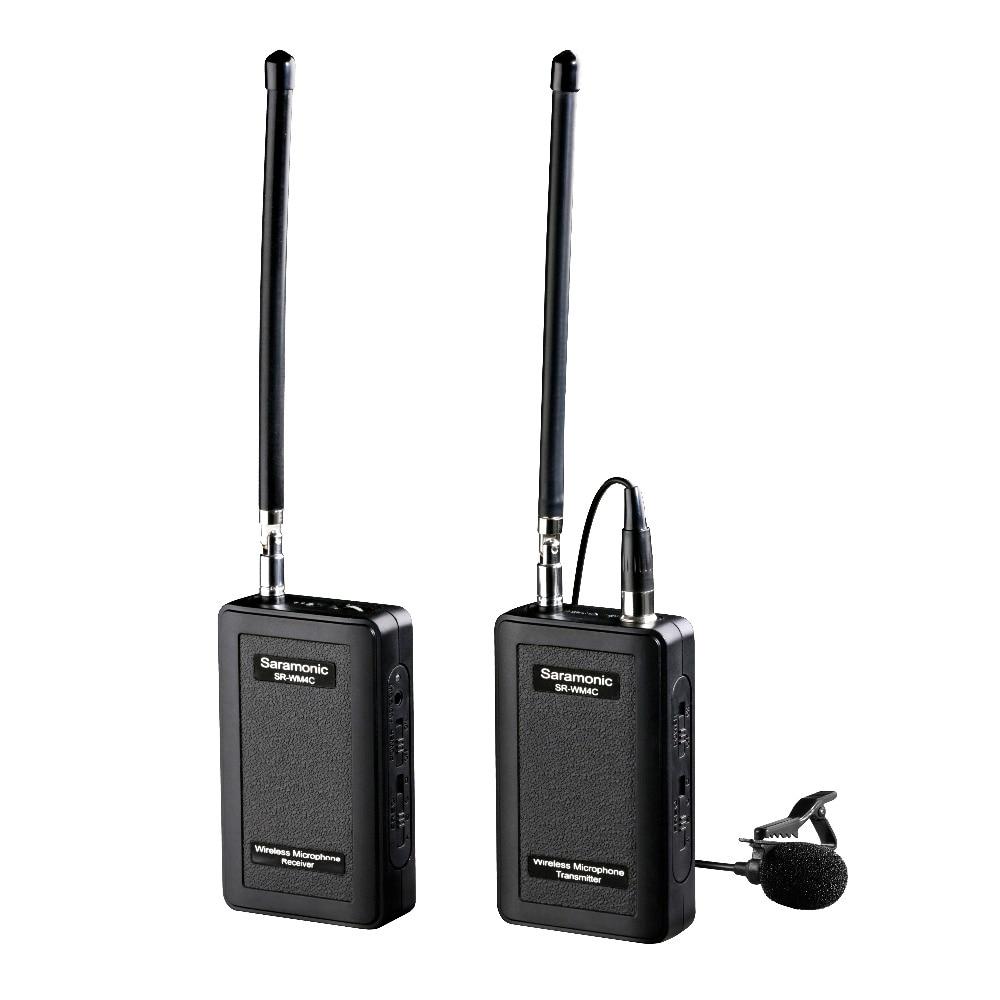 Šaramonski SR-WM4C kamera bežični Lavalier Mikrofon sustav - Prijenosni audio i video - Foto 2