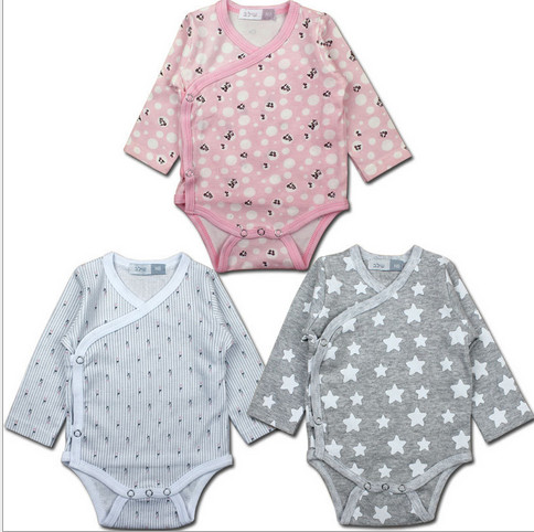 baby clothes Baby Rompers Suit Cotton Girls Baby Long Sleeve Romper Toddler Jumpsuit Clothing Girl Newborn  Baby Climbing plants cotton baby rompers infant toddler jumpsuit lace collar short sleeve baby girl clothing newborn bebe overall clothes