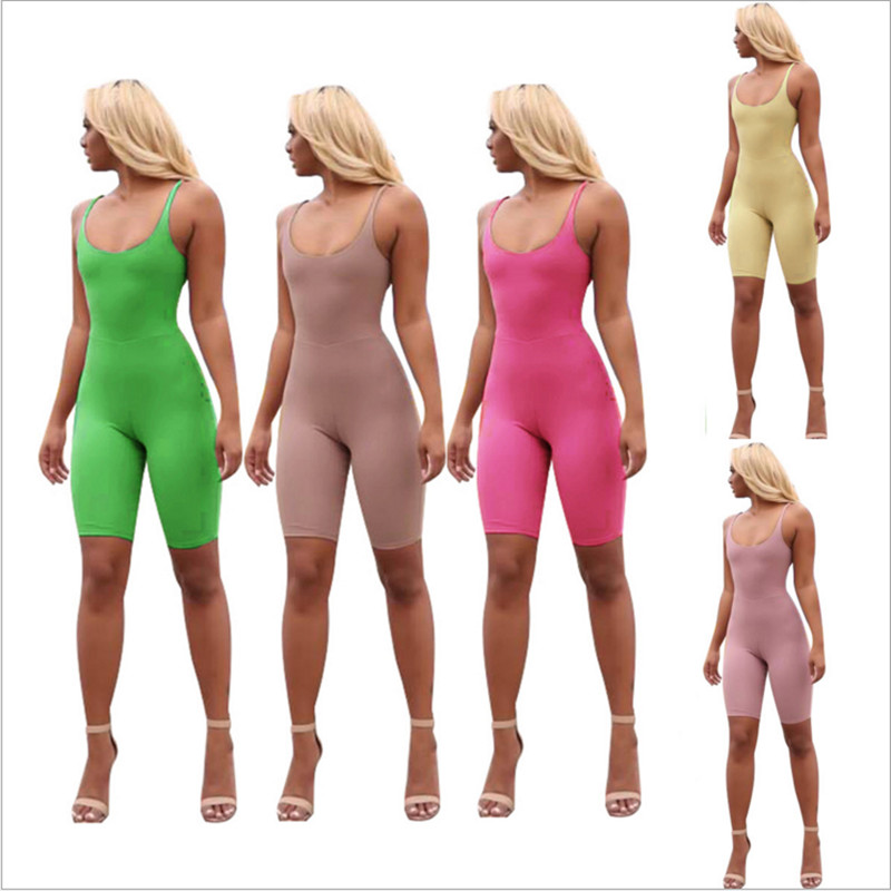 2018 women jumsuits & rompers short sexy hot night club fashion embroidery jumpers European and American style hot selling