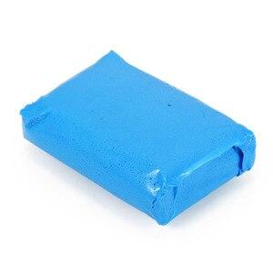 Image 2 - 1pc Blau Sauberes Auto Waschen Lkw Magie Ton Bar Auto Fahrzeug Detaillierung Waschen Ton Reiniger Mayitr Praktische Reinigung Werkzeuge