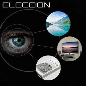 Image 3 - ELECCION 1.67 מדד דק משלוח מתקדמת טופס Multifocal עדשות סופר קשה שרף אופטי מרשם משקפיים עדשה
