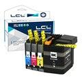 Lcl lc529 lc525 lc529xlbk lc525xlc lc525xlm lc525y xxl xl (4-pack) cartucho de tinta compatível para brother dcp-j100/j105 mfc-j200