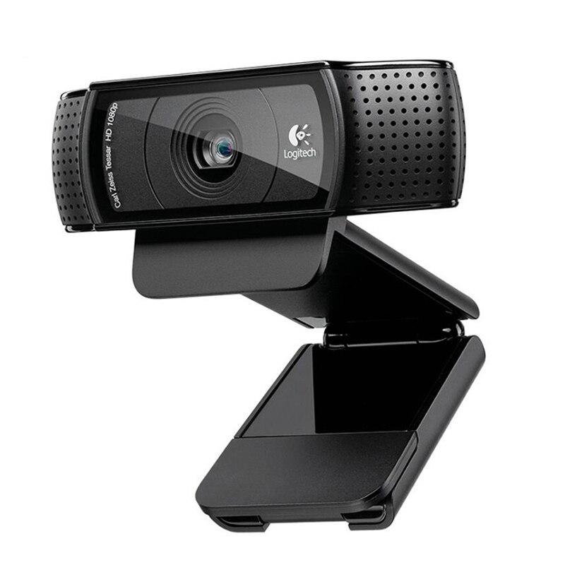 Logitech Pro C920 HD 1080P Webcam old version