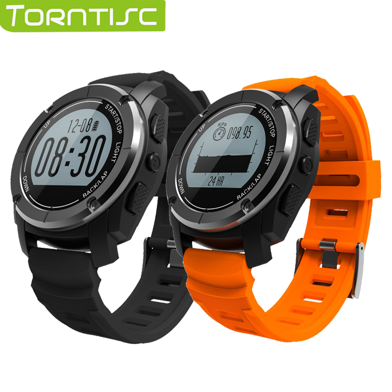 Torntisc S928 GPS Smart Watch Support Air Pressure Heart Rate Monitoring Multi Sports modes Sports smartwatch