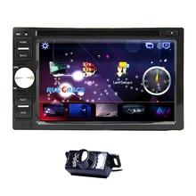 GPS Map Car DVD win8 Stereo USB Audio System SD RDS EQ HeadUnit MP5 Double Din CD PC Autoradio Radio Video MP4