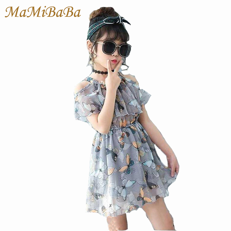 Girls Dresses 2018 New Summer Solid Short Sleeve Cotton A-line knee-length Kid Dress Casual Regular Lace Children Clothes Ds407 cnc 5 axis a aixs rotary axis plate type disc type for cnc milling machine