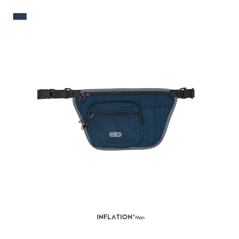 INFLATION 2019 Waist Bags Men Fanny Pack Men Reflective Belt Bag Unisex Waist Packs Fanny Waist Pack Belly Bags 221AI2019