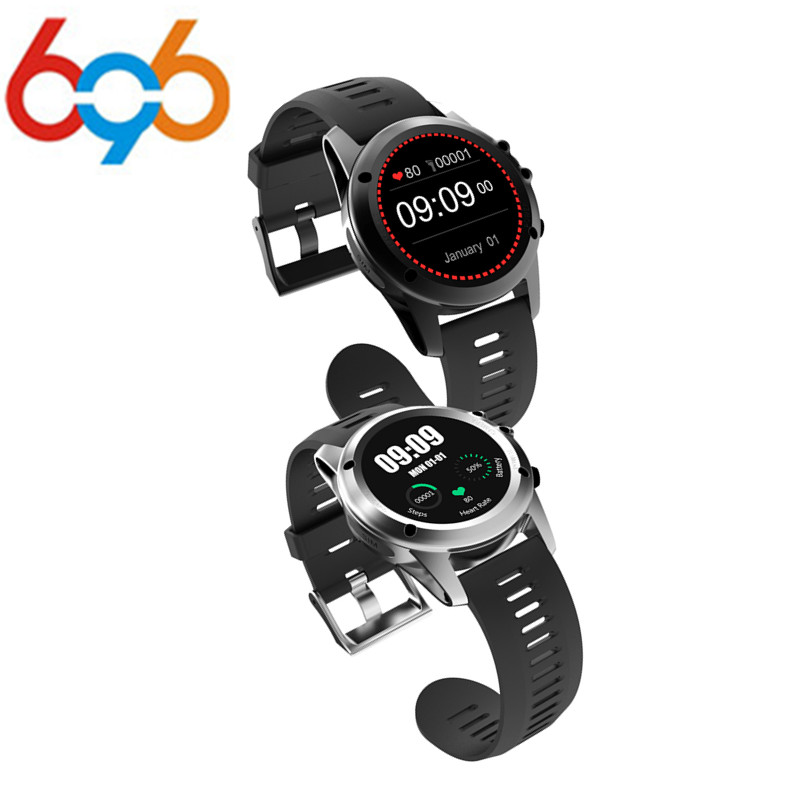 696 Hot Sale H1 Smart Watch IP68 Waterproof MTK6572 4GB+152MB 3G GPS Wifi 400*400 Heart Rate Tracker For Android IOS Camera 500W smart baby watch q60s детские часы с gps голубые