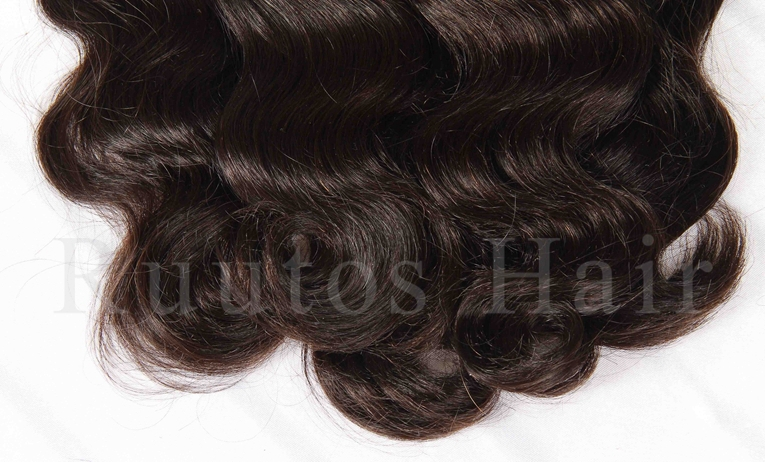 Product scale picture more detailed picture about ruutos hair ruutos hair products 1pcs lot peruvian virgin hair body wave queen hair products 5a human hair pmusecretfo Images
