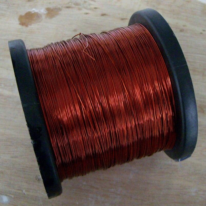 0.47mm Fio 50 m fio Esmaltado QZY-2-180 Fio de Alta temperatura Ímã Magnético Bobina de Enrolamento específicos Do Artigo