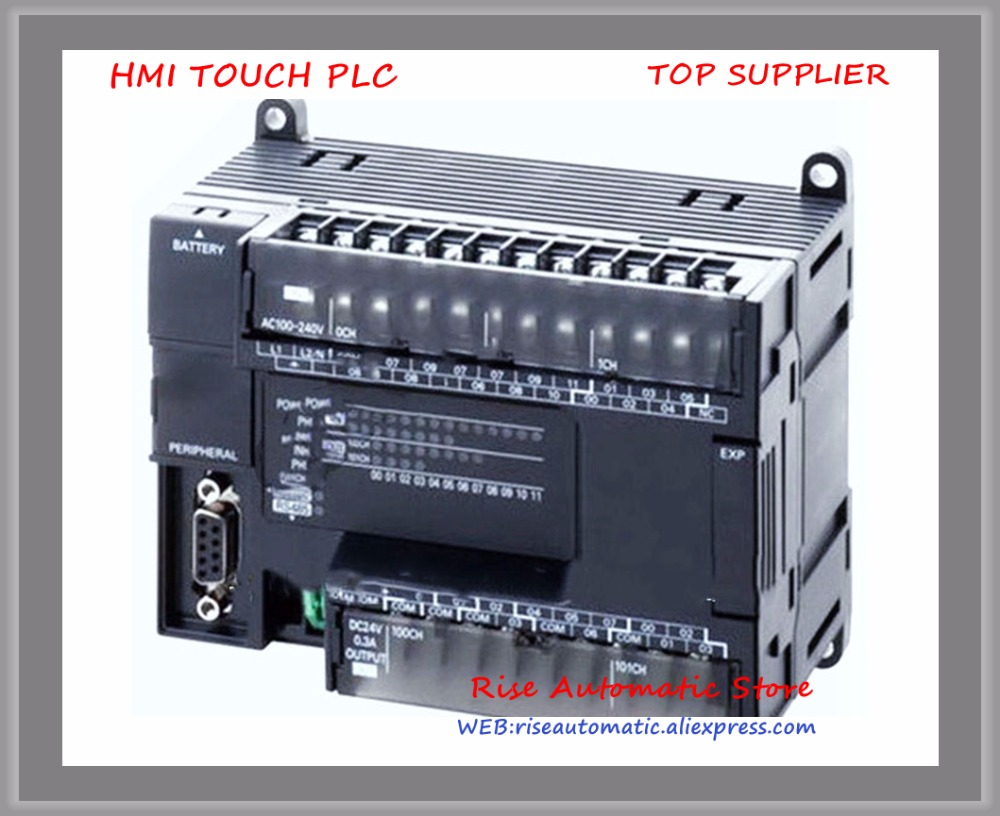 купить CP1E-E20SDR-A New Original PLC CPU AC100-240V input 12 point relay output 8 point по цене 4714.27 рублей