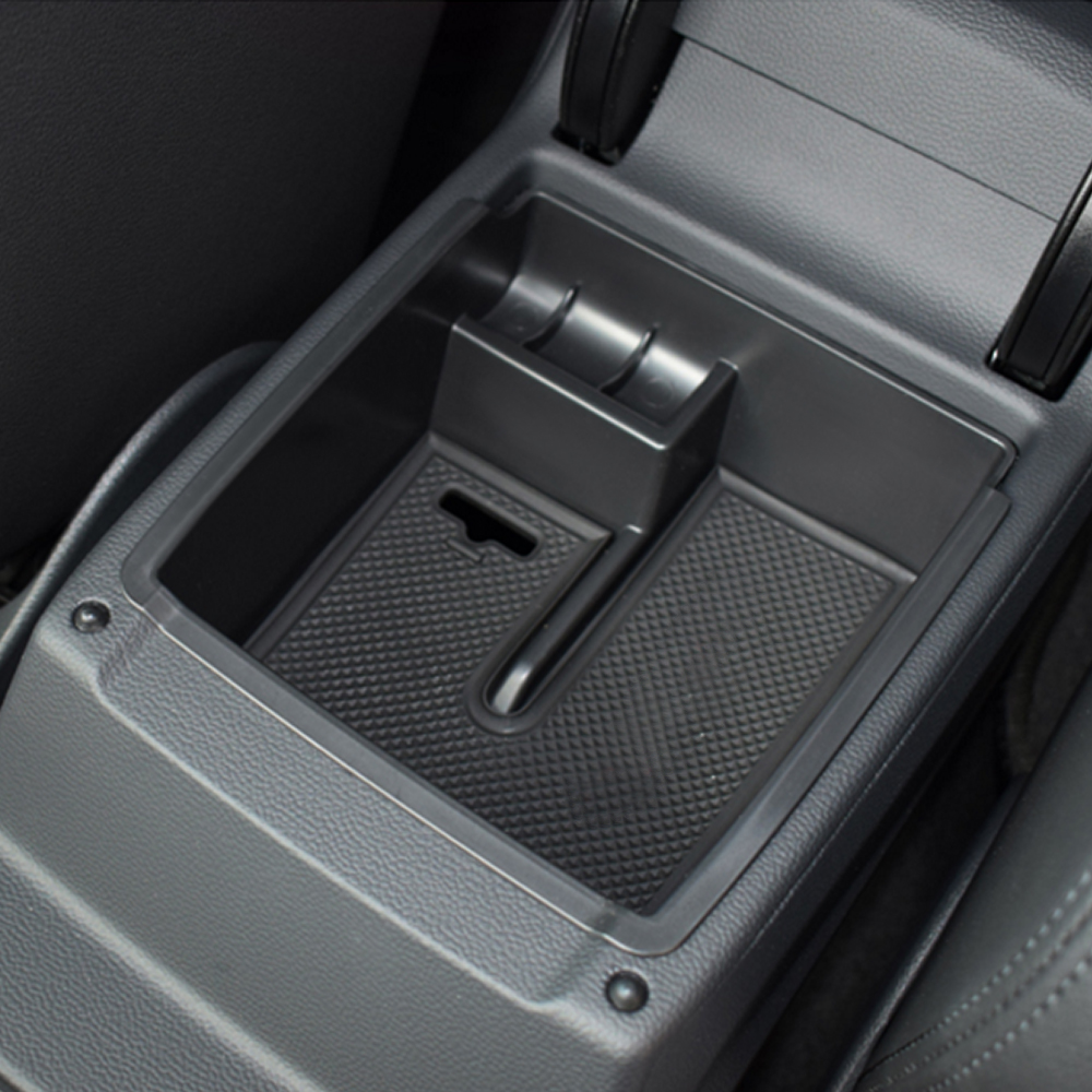Carro central caixa de armazenamento do braço recipiente titular bandeja para vw volkswagen passat b8 sedan variante alltrack acessórios do carro