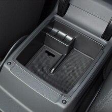 سيارة مسند الذراع المركزي صندوق تخزين علبة حاوية الحاويات ل VW Volkswagen باسات B8 سيدان البديل Alltrack اكسسوارات السيارات