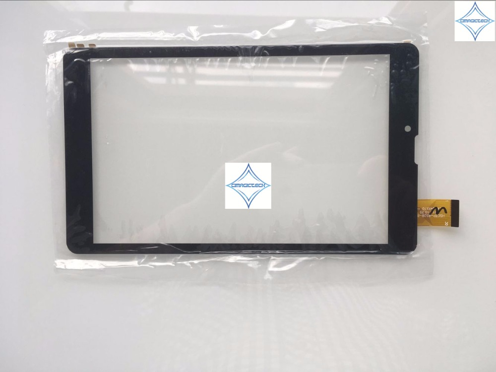 new 8'' inch for Irbis TZ857 TZ 857 3G tablet Touch Screen Digitizer capactive panel glass lens HSCTP-852B-8-V0 206*121MM