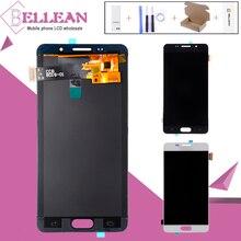 HH OLED A5 Дисплей 2016 для samsung Galaxy A5100 A510F A510M A510M/DS A510Y A510 ЖК Сенсорный экран планшета Ассамблеи с инструментами
