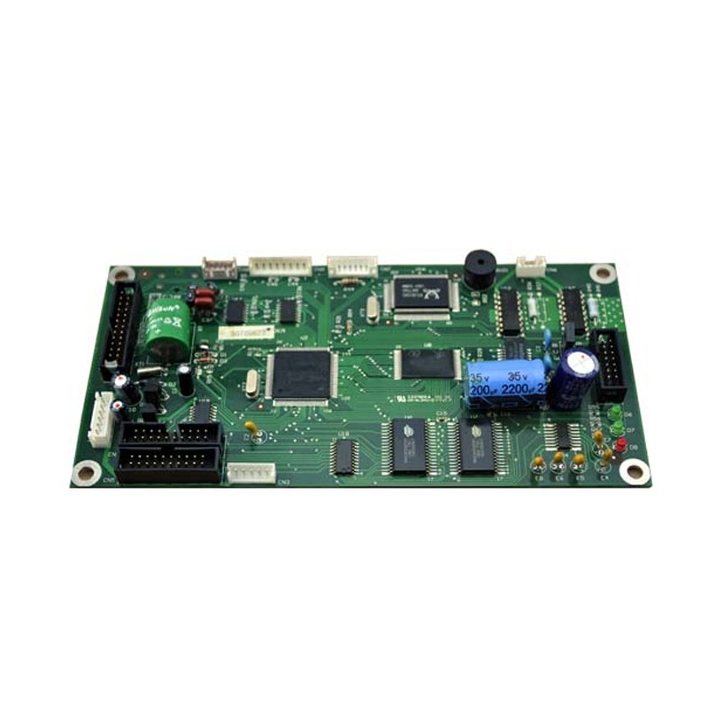 (100 version) Main Board / Mother Board stb-2055-0 For Digi SM-90 Scale Mainboard,Used [zob] 100