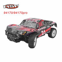 HSP 94170/94170PRO Rc Auto 1/10 4wd Offroad Rally lkw Bürstenlosen Elektro Power 2,4 Ghz LIPO Batterie Fernbedienung Auto RTR