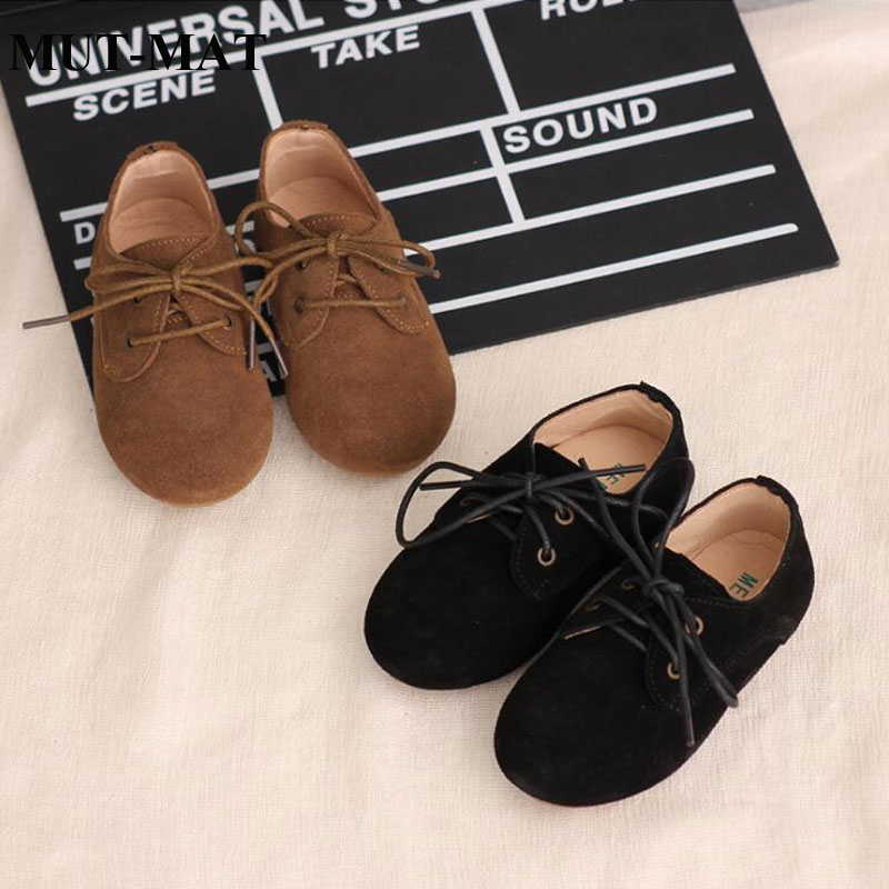 Kid Shoes Children's Leather Shoes Boys And Girls Casual Small Soft And Flexible Shoes Baby's Atage Shoes