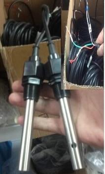 0,1 Электрод проводимости чистой воды промышленный Электрод проводимости на линии электрода проводимости с температурой компенсати