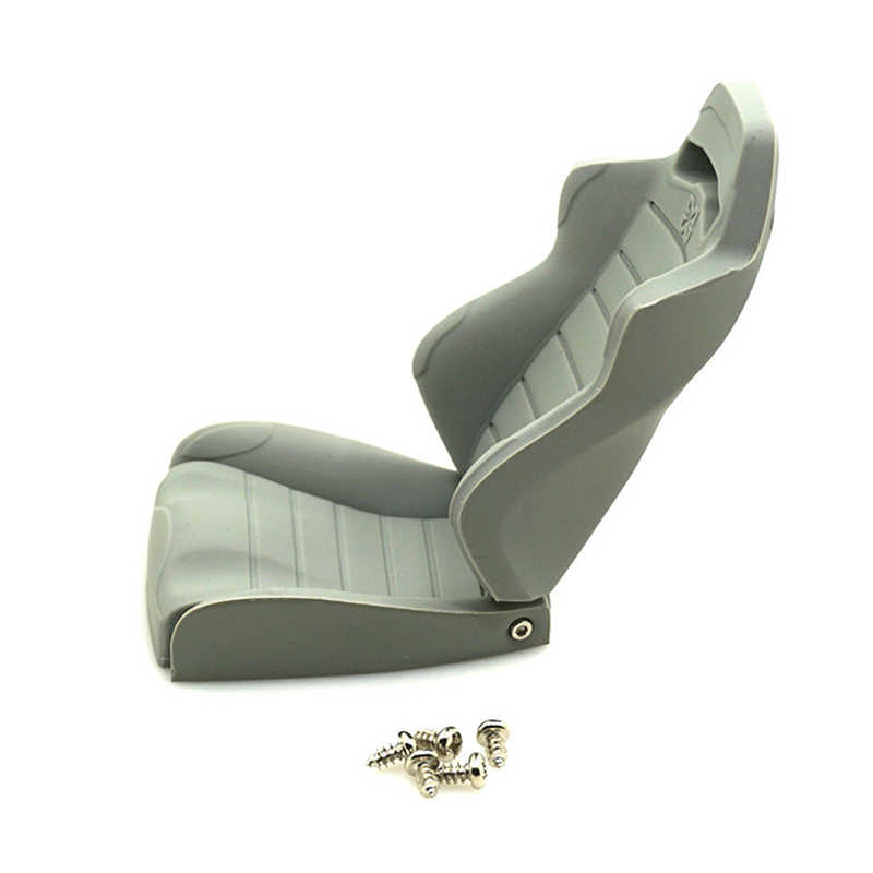Части модели стульев автомобиля 90018 90020 1/10 серый легко Установка Винты для осевых Рейфов