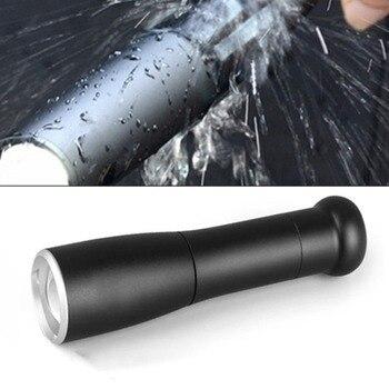 Baseball Bat LED Flashlight Waterproof Rechargeable Super Bright Aluminium Alloy Torch Stick For Emergency Self Defense Stick 3