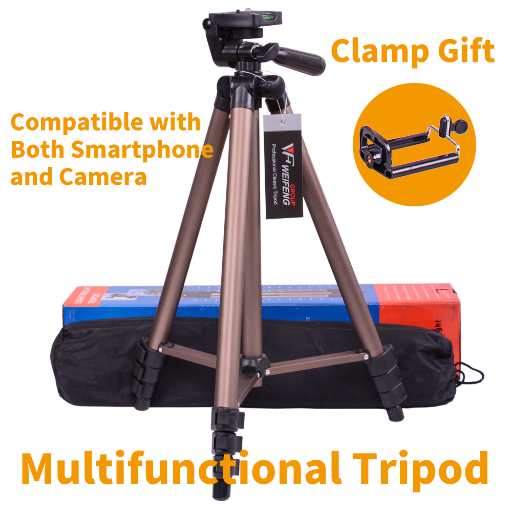 DIGITALFOTO WEIFENG Mini Treppiede gorillapod camera tripod stand dvr proiettore digitale smartphone treppiede per IPHONE Sumsung
