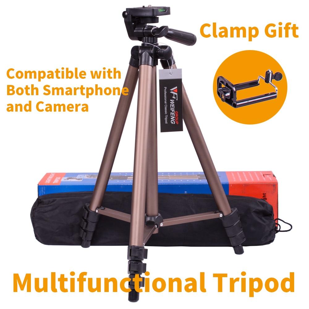 DIGITALFOTO WEIFENG Mini Treppiede gorillapod camera tripod stand dvr proiettore digitale smartphone treppiede per IPHONE Sumsung